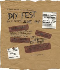 2nd Annual DIY Fest
