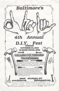 4th Annual DIY Fest
