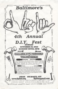 4th Annual DIY Fest