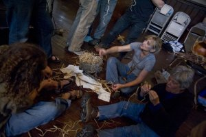 Cordage by Ancestral Knowledge
