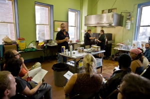Homebrewing taught by Maryland Homebrew