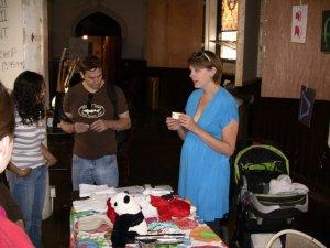 Baby Dooty! (Infant care workshop)